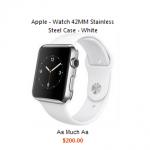 microsoft apple watch
