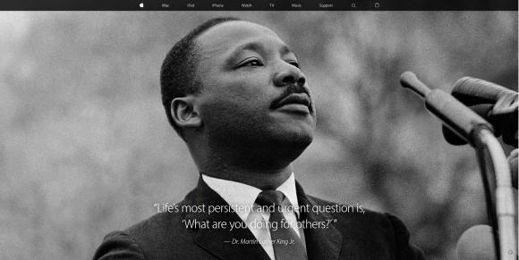 マーティン・ルーサー・キング・ジュニア牧師