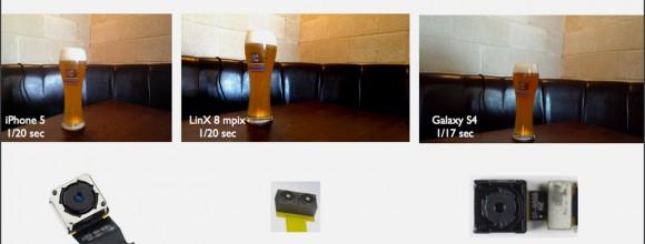 LinX デュアルカメラ