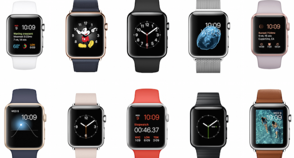 apple watch valencell