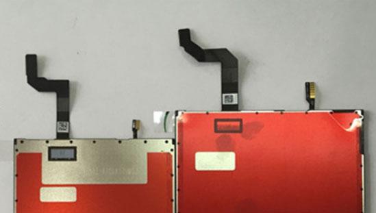 iPhone6s/6s Plus バックライト部品