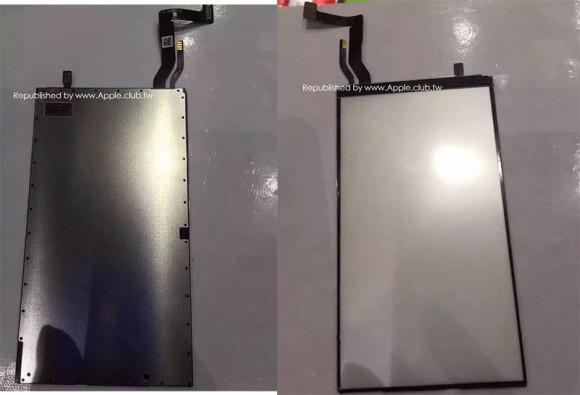 iPhone7 バックライト部品