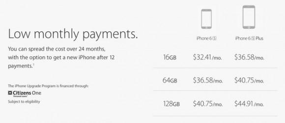 iPhone-loan