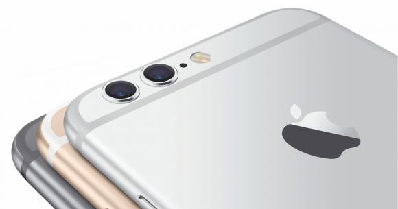 iPhone7 デュアルカメラ