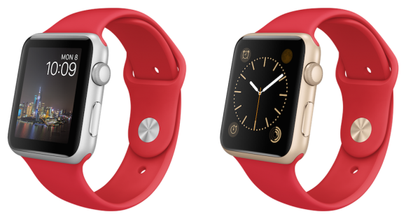 Apple Watch Sport 限定モデル