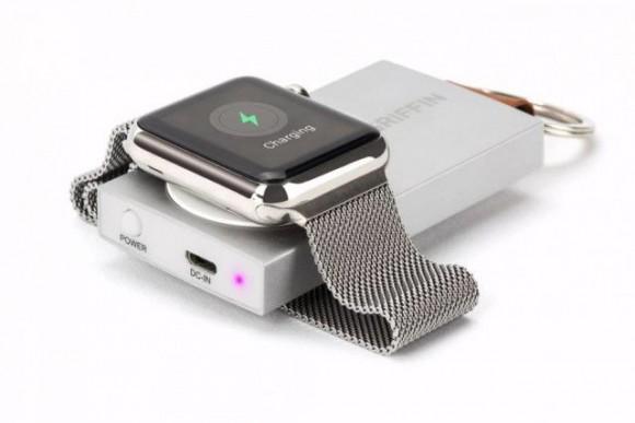 apple watch モバイルバッテリー
