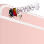 iPhone6s カメラ レンズ