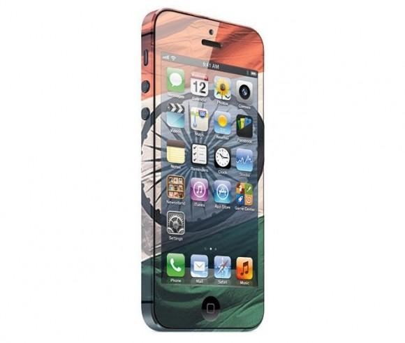 iphone5s インド
