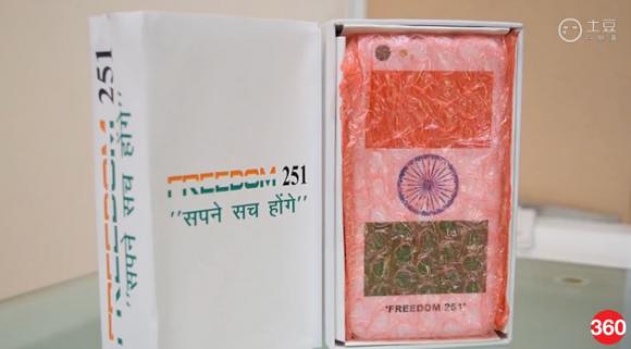 fredom251 india iphone