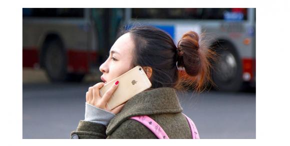 iphone 中国