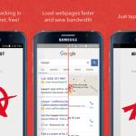 google samsung 広告ブロック