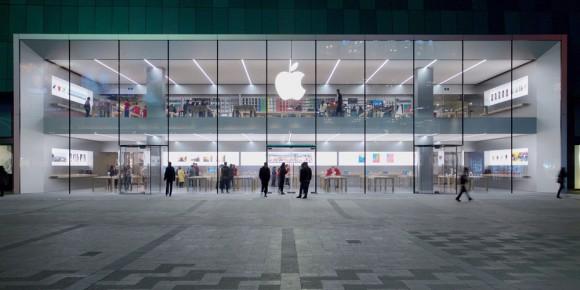 Apple Store 中国
