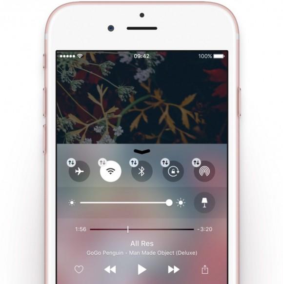 iOS X コンセプト