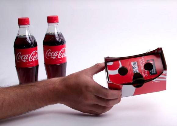 VR コカコーラ
