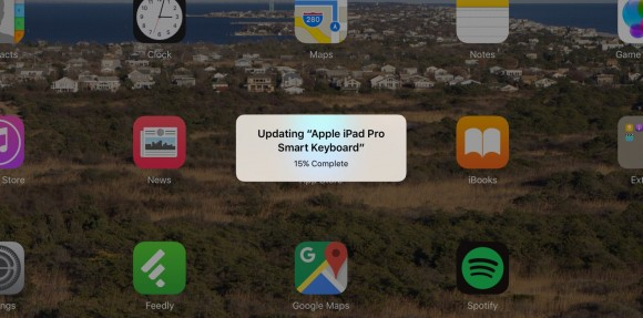 iPad Pro 不具合 アップデート