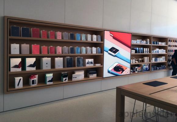 Apple Store メンフィス