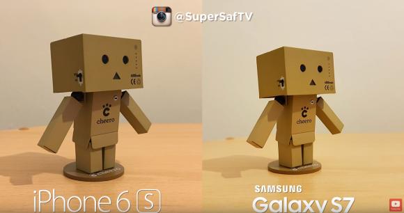iPhone6s カメラ