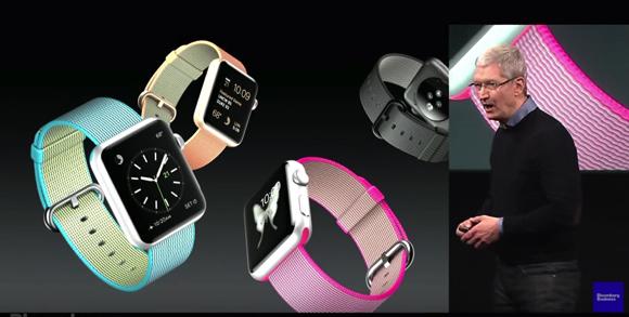 Apple スペシャルイベント 動画
