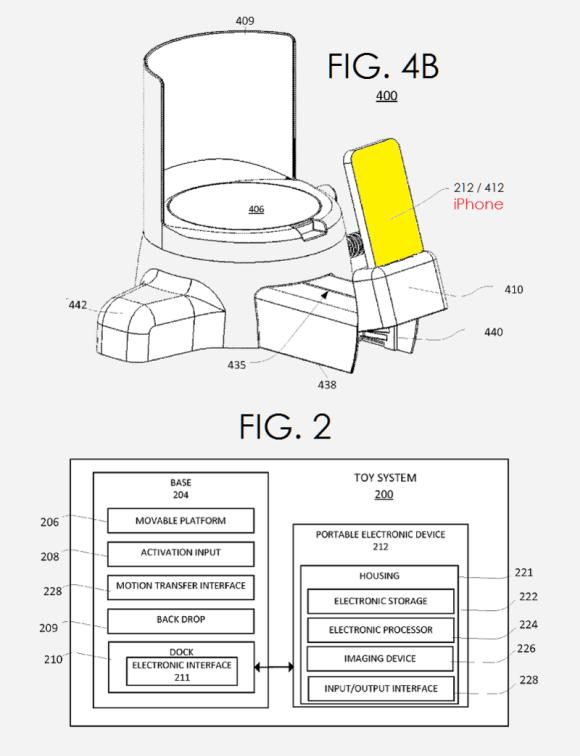 ハズブロ iPhone 3Dスキャナー