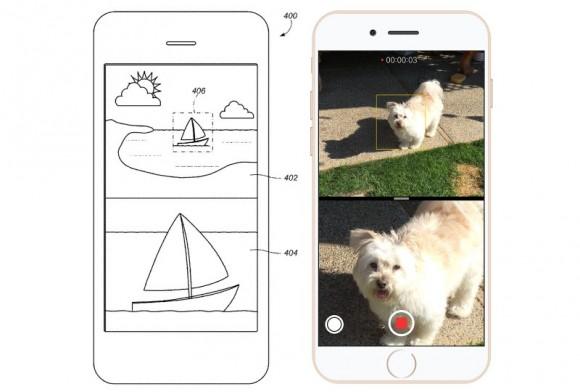 iphone7 デュアルレンズ