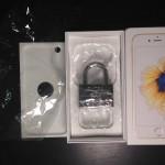 iPhone6s 南京錠