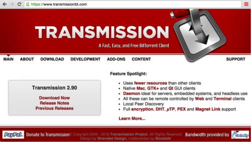 Transmission v2.90
