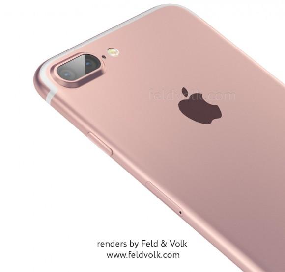 iPhone7 レンダリング