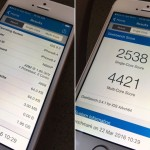 geekbench iphone se