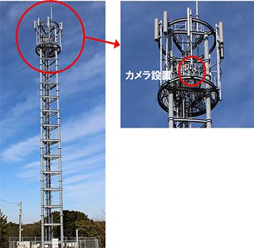 「津波監視システム」