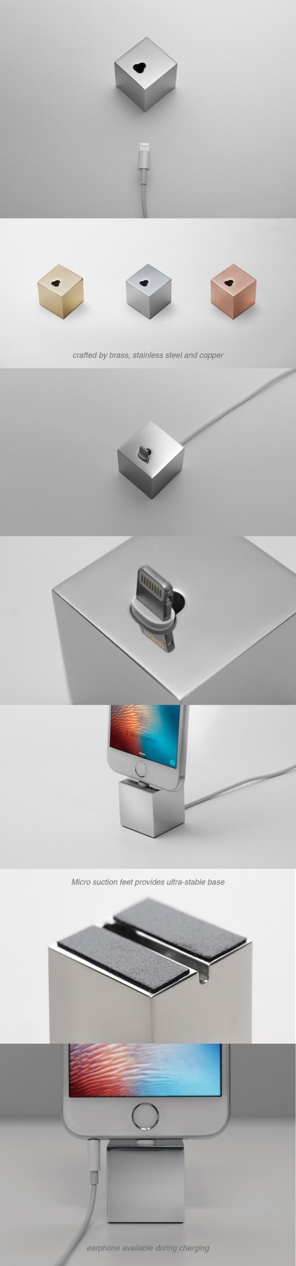 iPhoneドック