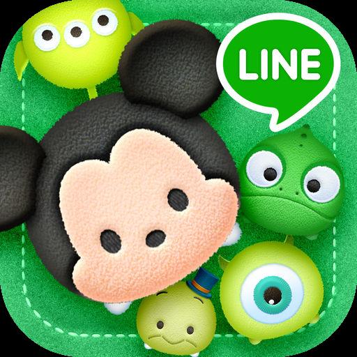 14.LINE-disney