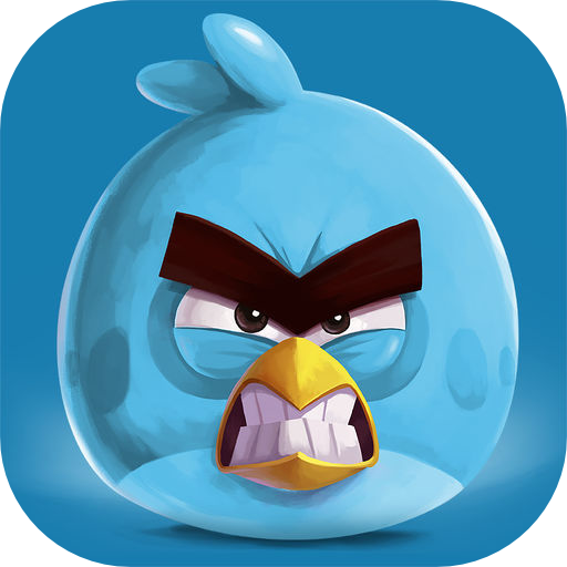 2.Angry Birds 2