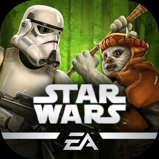 21.Star Wars-Galaxy of Heroes