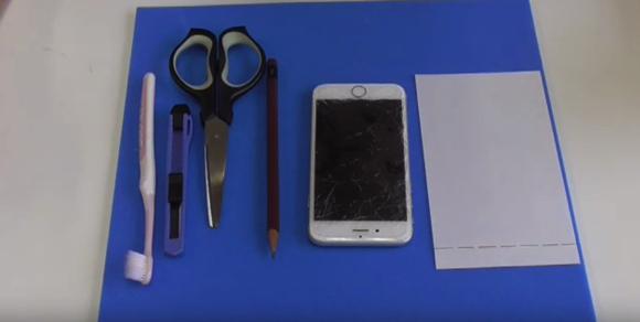 iPhone 絆創膏