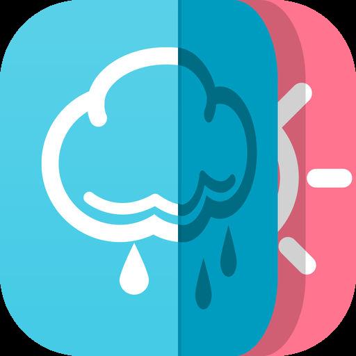 FINE!天気|お天気アートがかわいい無料の天気予報アプリ