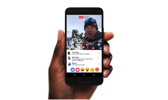 Facebook 新機能
