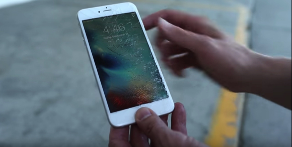 iPhone SE 耐久性
