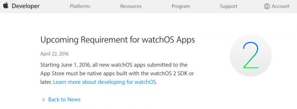 AppleWatch アプリ