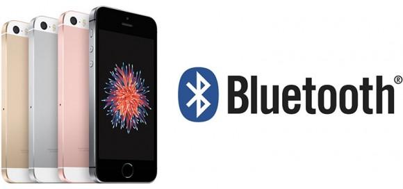 iPhone-SE bluetooth 不具合