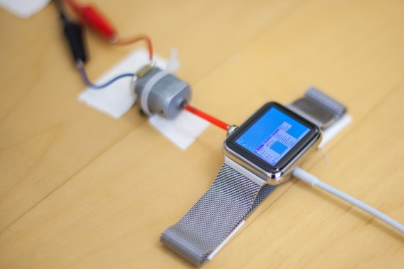 Apple WatchでWindows95