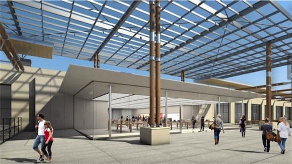 Apple Store マルセイユ