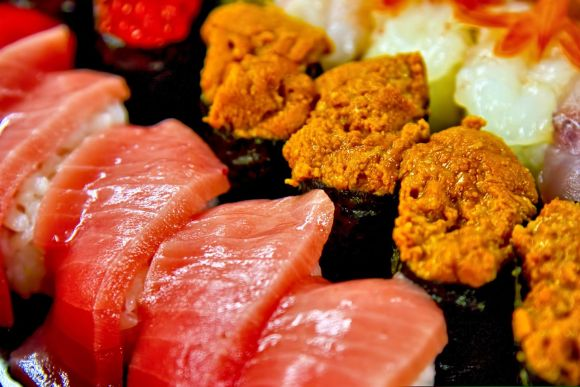 料理 フリー素材 寿司
