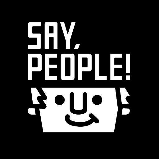 SAY, PEOPLE! - アバターメーカー