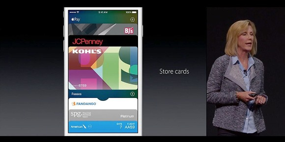 Apple Pay ポイント