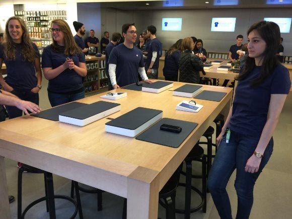 Apple Store元従業員 インタビュー