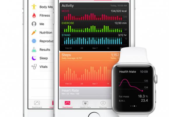 researchkit apple healthkit