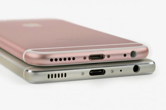 iphone p9 模倣 HUAWEI