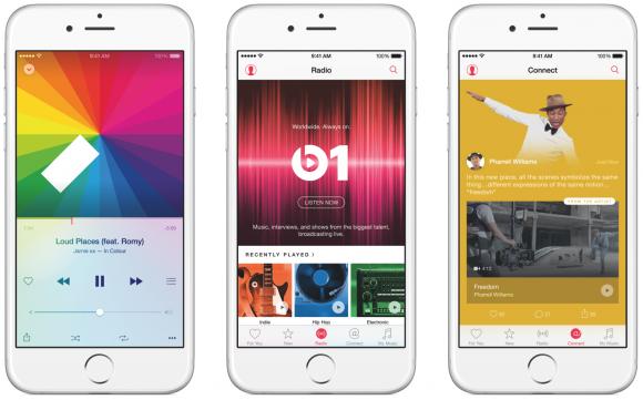 Apple Music iOS10 WWDC2016