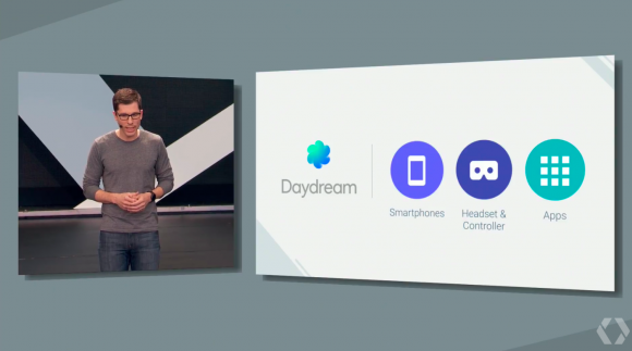 daydream google android