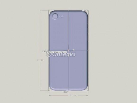 iPhone7 iPhone6s 本体サイズ